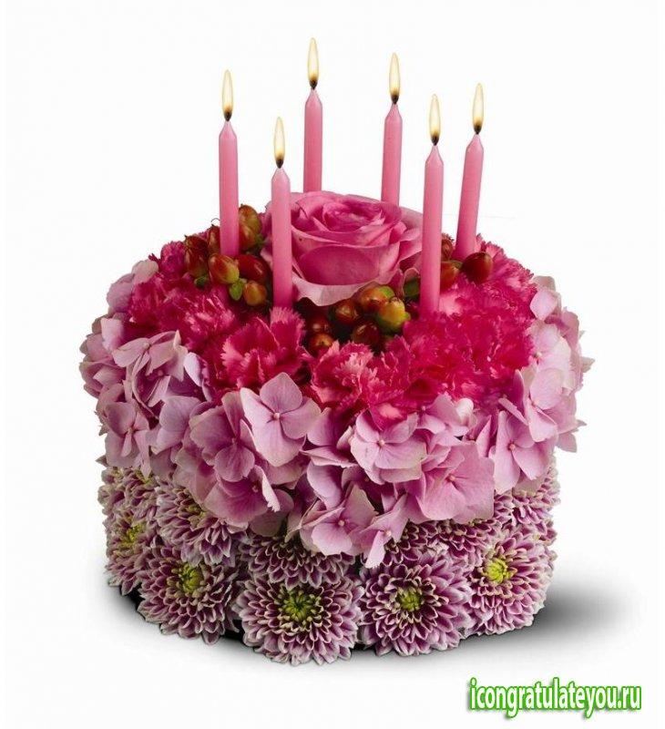 поздравление с днём рождения девочке фото
